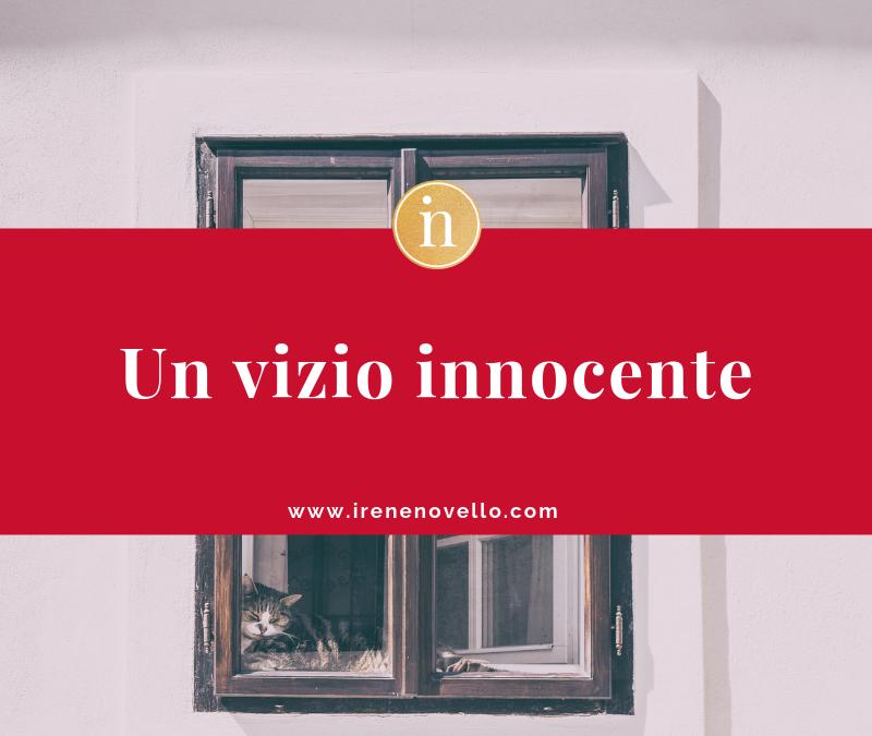 Un vizio innocente